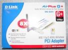 D-Link Scheda Wireless PCI DWL-G520